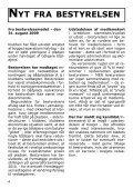 Nr. 5/2009 - Øresunds Sejlklub Frem - Page 6