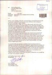 inspraakreacties havenverordening 2013.pdf - Welkom bij ...
