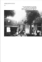 Uitsluiting en opvoeding in de sociale woningbouw, 1835