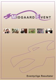 Midgaard Event Brochure