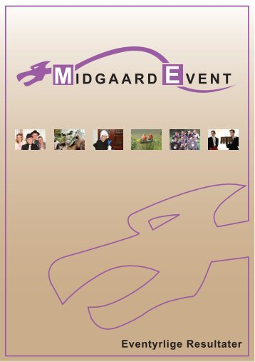 Midgaard Event Brochure