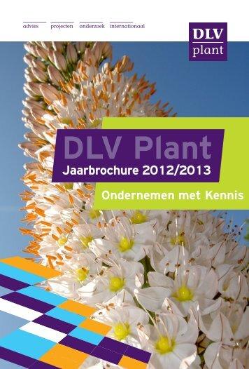 et Kennis - DLV Plant