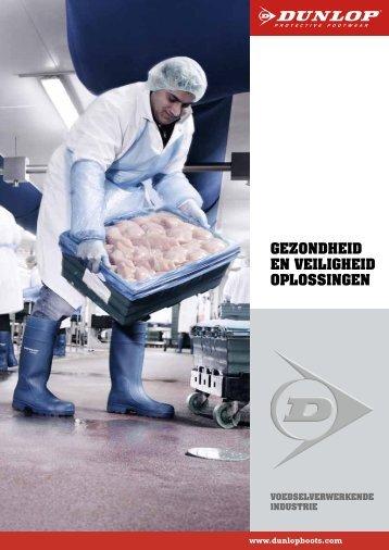 Dunlop Catalogus Voedselverwerkende Industrie