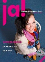 XANDRA BROOD - Ja! Magazine