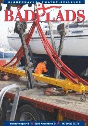 Reglement for KASs bådpladser - Kjøbenhavns Amatør-Sejlklub