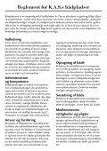 Reglement for KASs bådpladser - Kjøbenhavns Amatør-Sejlklub - Page 2