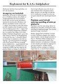 Reglement for KASs bådpladser - Kjøbenhavns Amatør-Sejlklub - Page 3