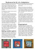 Reglement for KASs bådpladser - Kjøbenhavns Amatør-Sejlklub - Page 7
