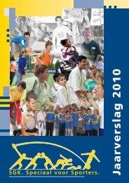 Jaarverslag 2010 - SGK