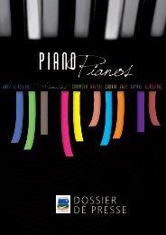 12 Pianistes - Région Guyane