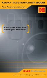 Kodak Taschenführer(PDF-Datei) - Robert Sattler (www.objet-trouve ...