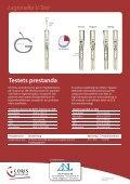 Snabbt diagnostiskt test för in vitro detektion av ... - ANL Produkter AB - Page 2