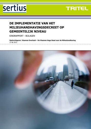 Offertetemplate TRITEL recto-verso - De Vlaamse Hoge Raad voor ...