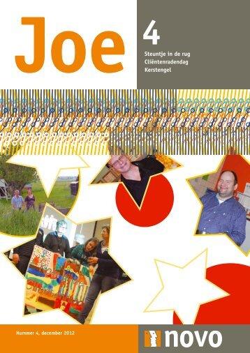 JOE nr. 4 2012 - Novo