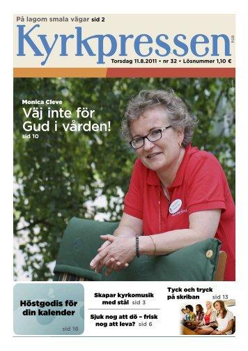 PDF: 2.5MB - Kyrkpressen