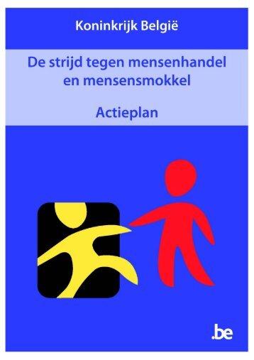 Actieplan 2012-2014 - Dienst voor het Strafrechtelijk beleid