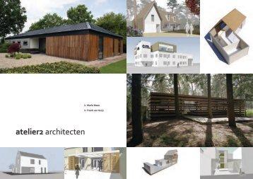 portfolio atelier2 architecten