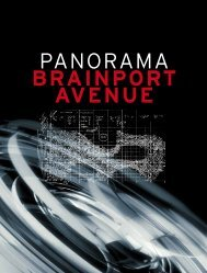 ' Panorama Brainport Avenue' , Eindhoven, 2011 - Jan Samsom