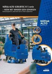 Nilfisk-ALTO SCRUBTEC R 5 serie