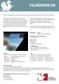 GÖTEBORG INTERNATIONAL FILM FESTIVAL EVENTERBJUDANDE - Page 3