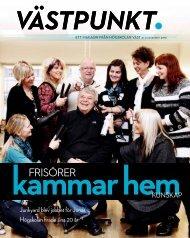 Västpunkt nr 2/2010 - Högskolan Väst