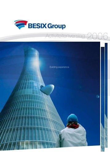 BESIX Group Activiteitenverslag 2006