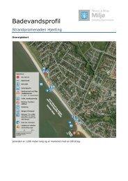 Se kort og Badevandsprofil (PDF) - Esbjerg Kommune