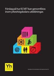 Hämta hela rapporten - Myndigheten för yrkeshögskolan