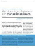 Wat doen tegenslagen met een managementteam? - Nevi - Page 2