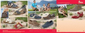 Folder Rieker - Jonker schoenen