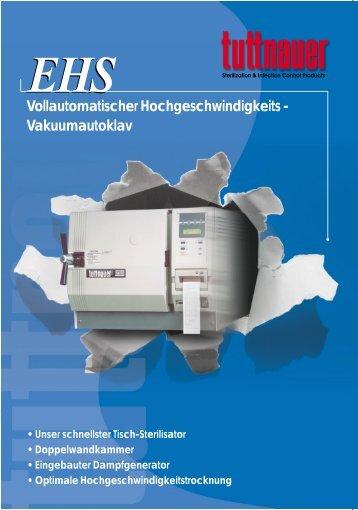 Vollautomatischer Hochgeschwindigkeits ... - TRIBIS GmbH