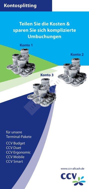 Kontosplitting - Baumgartner & Rath Gmbh