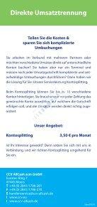 Kontosplitting - Baumgartner & Rath Gmbh - Seite 2