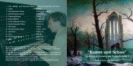 Teksten en foto's bij Cd Komm'und Schau - Windharmonium