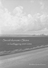 Nätverk Social Ekonomi Skåne - Överenskommelsen