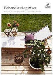 Behandla uteplatser (pdf) - Alcro