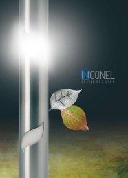 Documentation technique - Inconel Technologies