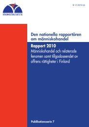 Rapport 2010 - Manniskohandel.fi