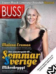 Senaste numret av tidningen (PDF) - Buss på Sverige