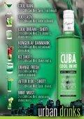 Drinks Manual - CUBA Vodka - Page 5