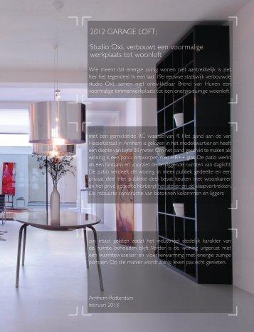 Architecture in Limbo - O×L