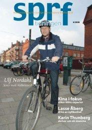 Läs mer i sprf tidningen nr. 4/2008 - Svenskt Demenscentrum