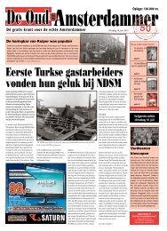 Eerste Turkse gastarbeiders vonden hun geluk bij ... - Nieuw Dakota