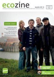 Ecozine 14 - december 2011 - Groen