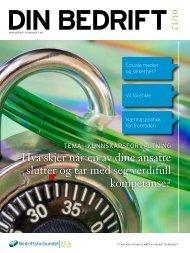 Din Bedrift 3-2012.pdf - Bedriftsforbundet