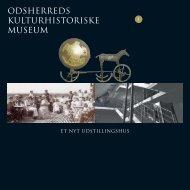 Odsherred Kulturhistorisk - udstillingsarkitekt.dk