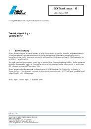 SEK Teknisk Rapport 12 utg 2 - SEK Svensk Elstandard SHOP