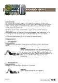 Vejledning til patienter med brud i ryggen - Page 6