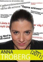 här - Anna Troberg