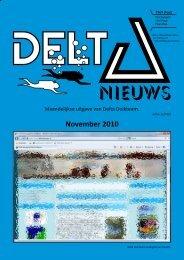 November 2010 - Delta Duikteam